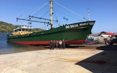 Mevagh Boatyard News