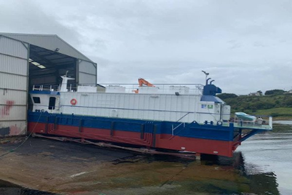 Mevagh-boatyard-inver-barge-donegal