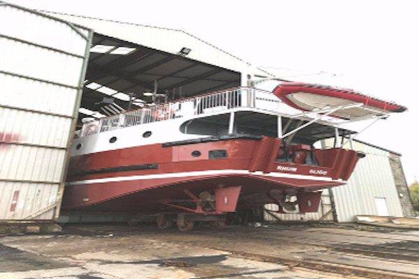 m-v-rhum-at-mevagh-boat-yard-donegal