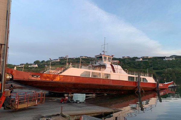 the-spirit-of-lough-swilly-at-mevagh-boat-yard-donegal